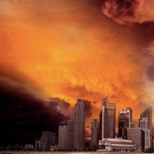 fire over KC